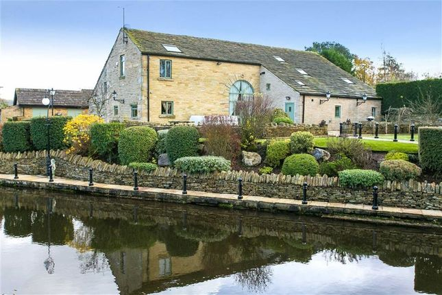 Thumbnail Barn conversion for sale in Clegg Hall Road, Littleborough