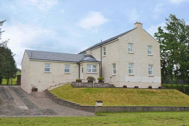 Thumbnail Detached house for sale in Main Road, Cardross, Dumbarton