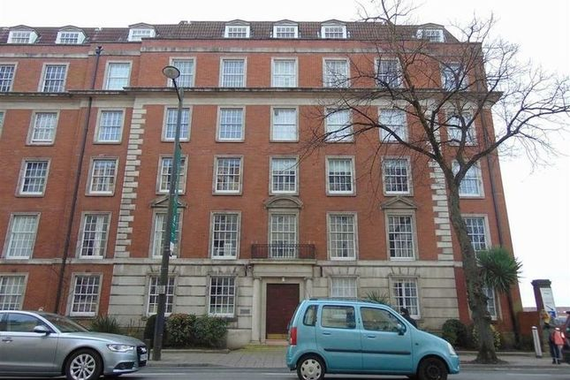 Thumbnail Flat for sale in Raglan House, City Centre, Cardiff