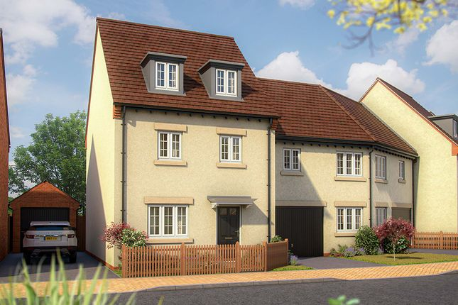 """Thumbnail Property for sale in """"The Addington"""" at Pioneer Way, Bicester"""