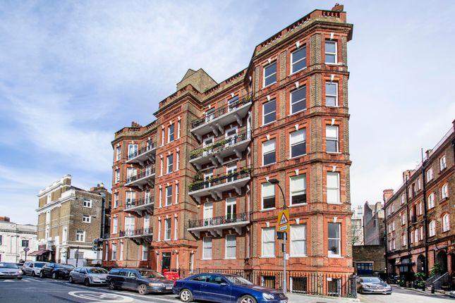 Thumbnail Flat to rent in Avonmore Mansions, Avonmore Road, West Kensington, London