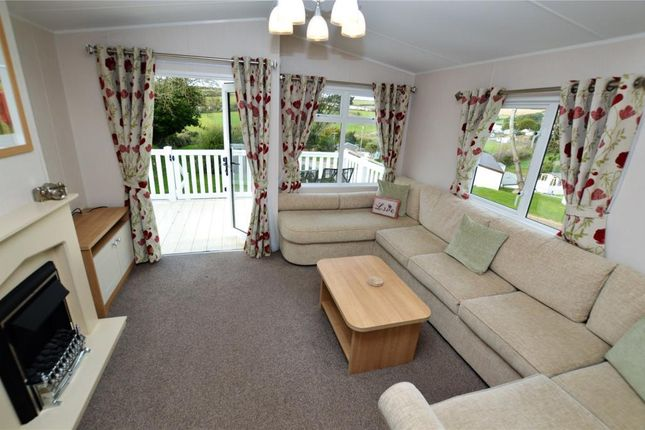 Sitting Room of Praa Sands Holiday Park, Penzance, Cornwall TR20