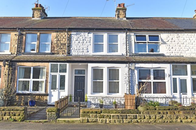 Thumbnail Terraced house for sale in Cecil Street, Harrogate