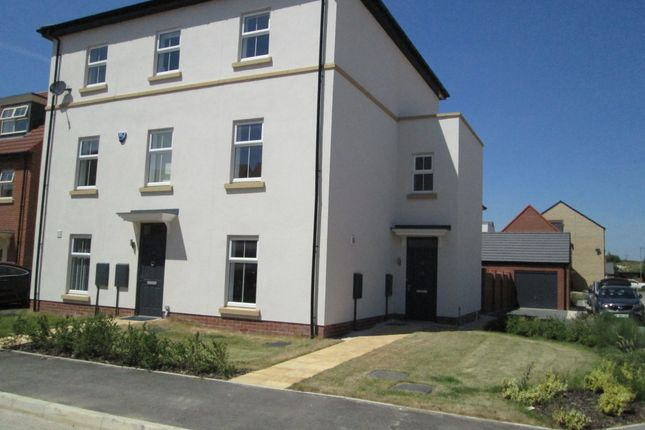 Thumbnail Semi-detached house for sale in Seals Drive, Pontefract