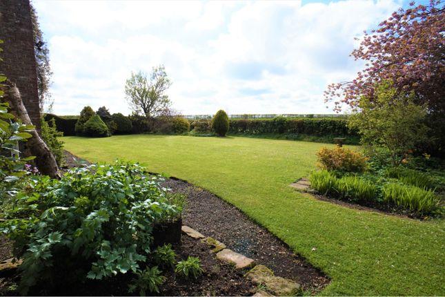 Front Garden of Westlinton, Carlisle CA6