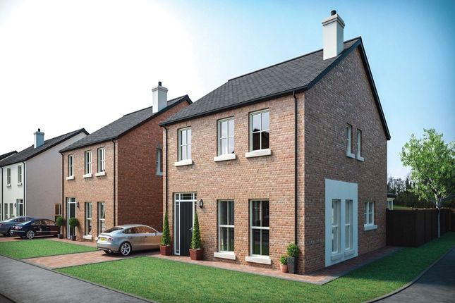 Detached house for sale in Moorfield Avenue, Comber, Newtownards