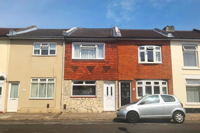 Thumbnail Property to rent in Cuthbert Road, Portsmouth