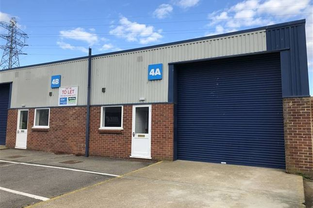 Light industrial to let in Single Unit At Delta Drive, Tewkesbury
