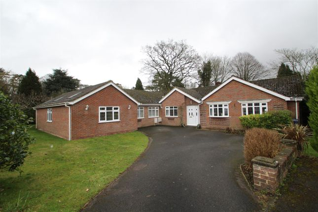 Thumbnail Detached house to rent in Merlewood Close, High Wycombe