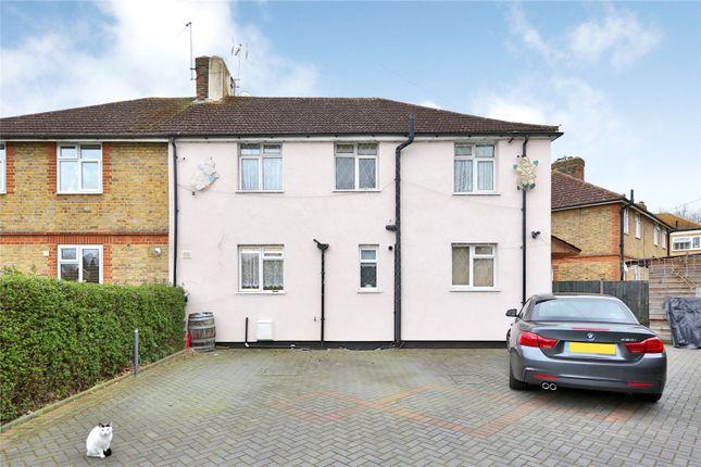 Thumbnail End terrace house for sale in Dunholme Lane, London