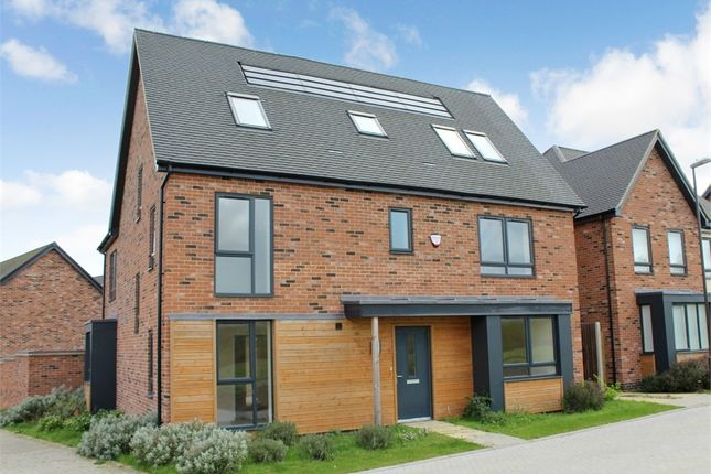 Thumbnail Detached house for sale in Cartington Gardens, Tattenhoe Park, Milton Keynes, Buckinghamshire