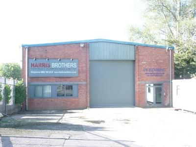 Thumbnail Light industrial for sale in Whitehall Trading Estate, Gerrish Avenue, Whitehall, Bristol