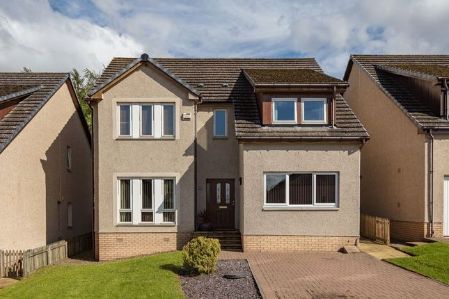 Thumbnail Detached house for sale in Chiefswood Road, Melrose