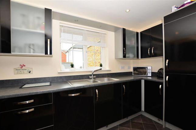 Thumbnail Flat for sale in Plummer Crescent, Sittingbourne, Kent