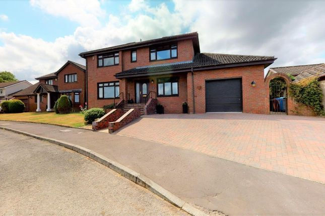 Thumbnail Detached house for sale in Beattock Wynd, Hamilton
