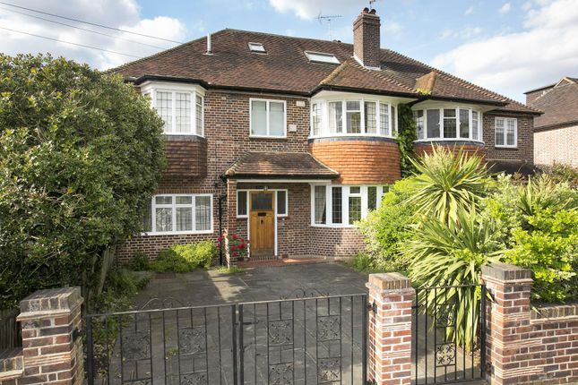 Thumbnail Detached house to rent in Lauderdale Drive, Richmond