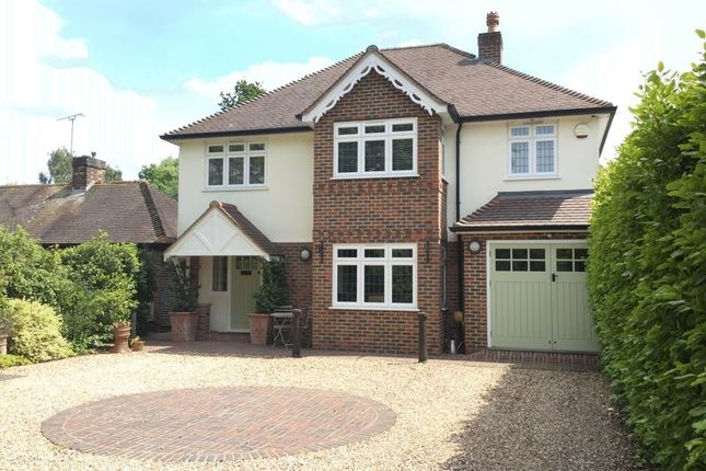 Thumbnail Detached house for sale in Forest Road, Effingham Junction, Leatherhead