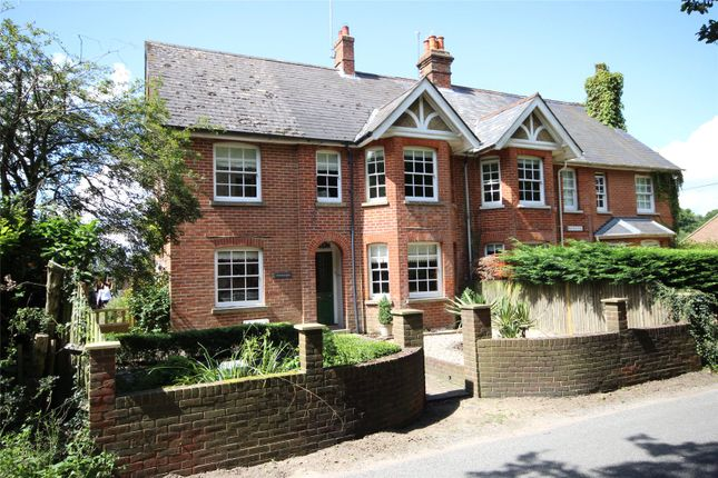 Thumbnail Semi-detached house for sale in Oakhanger, Hampshire