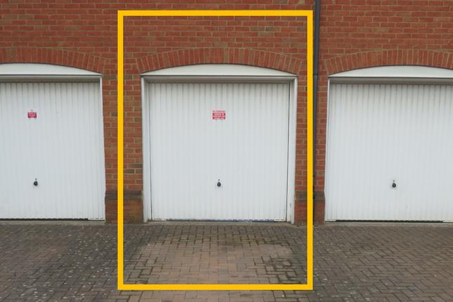 Garage, Baines Way, Grange Park, Northampton NN4