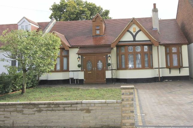 Thumbnail Bungalow for sale in Parkway, Seven Kings, Essex