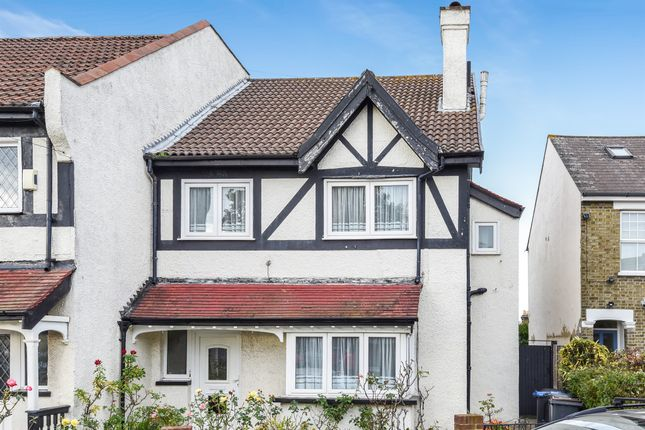 Thumbnail Semi-detached house for sale in Ravenswood Road, Croydon