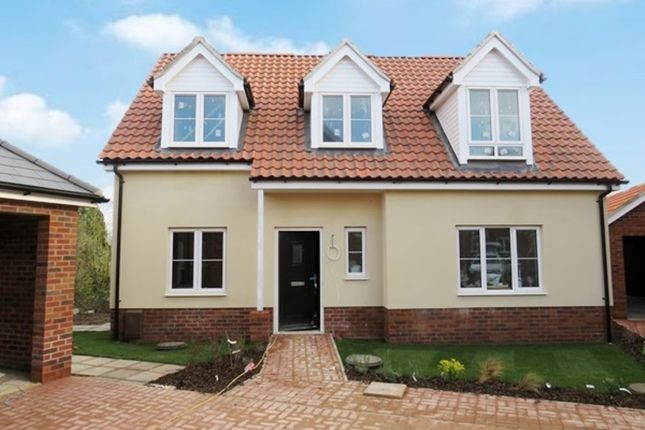 Property for sale in Mildenhall Road, West Row, Bury St. Edmunds