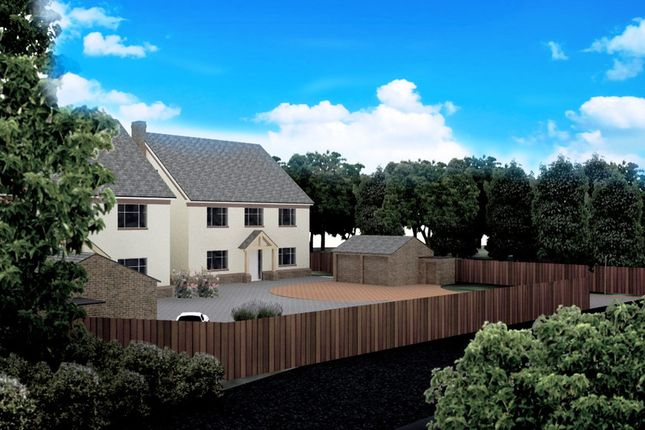 Thumbnail Detached house for sale in Newcastle Road, Loggerheads, Market Drayton