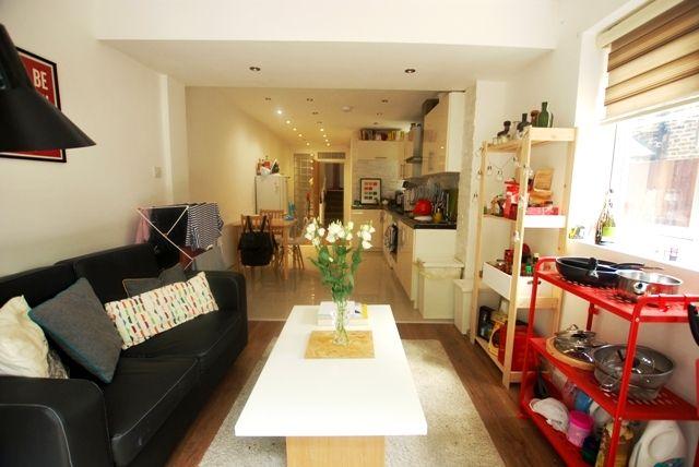 Thumbnail Flat to rent in Wightman Road, Harringay