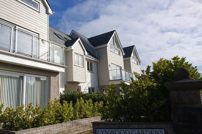 Thumbnail Flat to rent in Alexandra Road, St. Austell