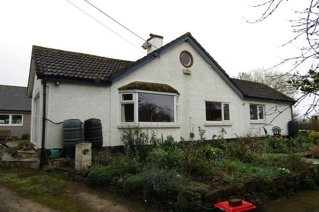 Thumbnail Bungalow to rent in Upton Pyne, Exeter