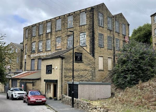 Thumbnail Light industrial for sale in Part Mount Pleasant Mills, Midgley Road, Mytholmroyd