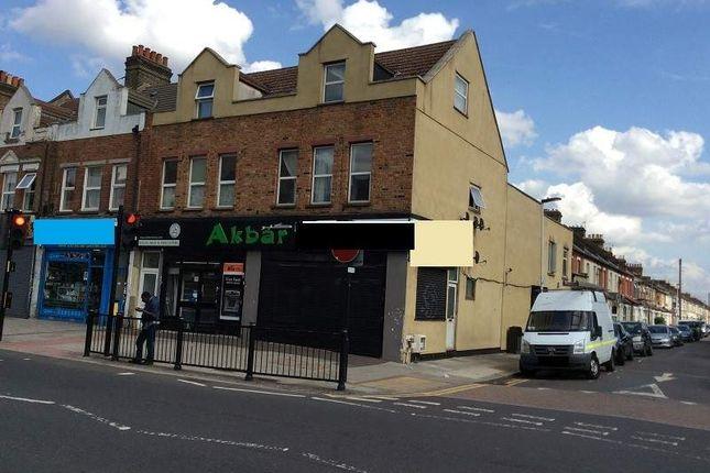 Thumbnail Retail premises for sale in Upton Lane, London