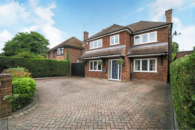 Thumbnail Detached house for sale in Lancot Drive, Dunstable