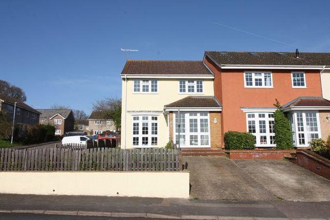Thumbnail End terrace house to rent in Northend, Hemel Hempstead