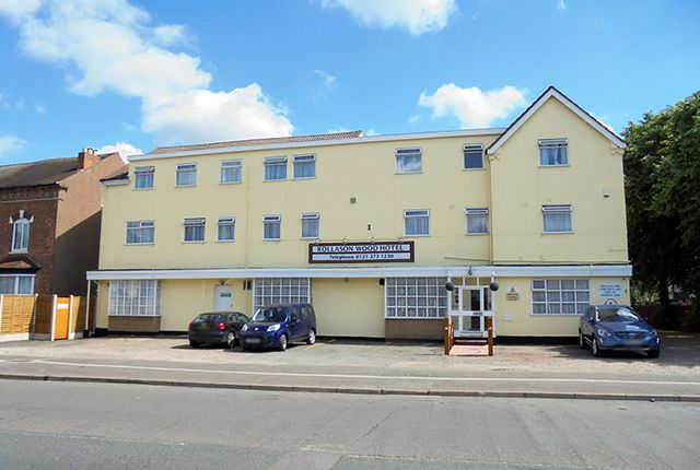 Thumbnail Hotel/guest house for sale in Wood End Road, Birmingham