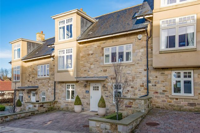 Thumbnail Terraced house for sale in Mizen Court, Bamburgh, Northumberland