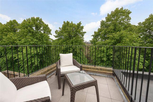 Terrace of Ifield Road, Chelsea, London SW10
