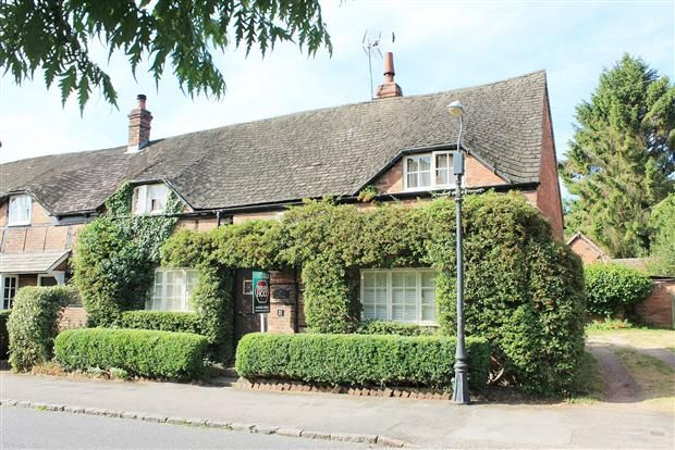Thumbnail Cottage for sale in Pump Yard Cottage, Birmingham Road, Stoneleigh
