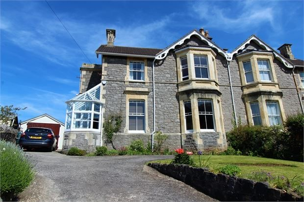 Thumbnail Semi-detached house for sale in Montpelier, Weston-Super-Mare, North Somerset.