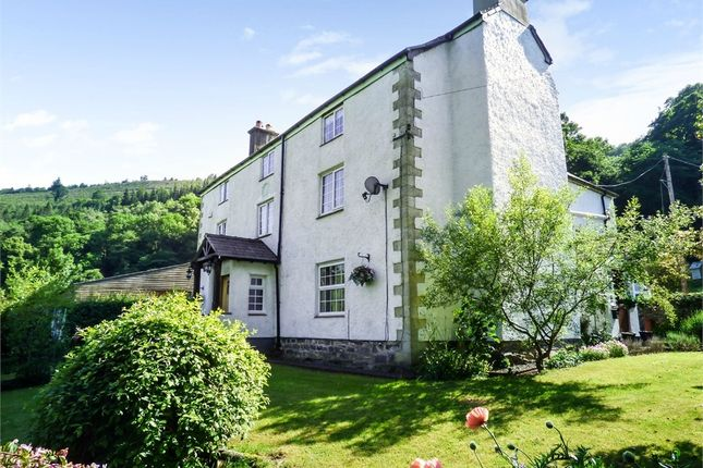 Thumbnail Detached house for sale in Berwyn, Llangollen, Denbighshire