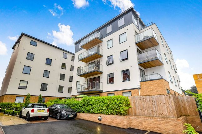 Thumbnail Flat to rent in Sullivan Road, Camberley