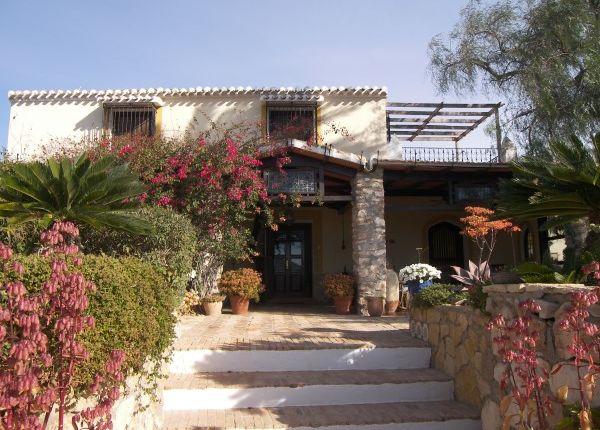 4 bed villa for sale in La Veintiuna, Overa, Huércal-Overa, Almería, Andalusia, Spain