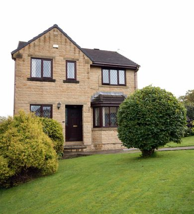 Thumbnail Detached house for sale in Calder View, Rastrick, Brighouse