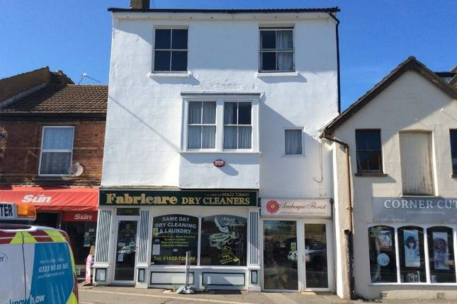 Thumbnail Retail premises for sale in 376 Tonbridge Road, Maidstone