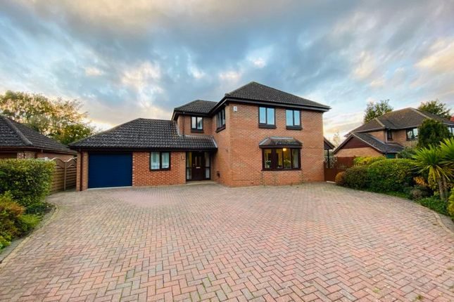 Thumbnail Detached house for sale in Quay Close, Hereford