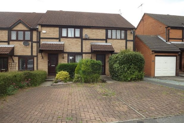 Thumbnail Semi-detached house to rent in Broad Oak Drive, Stapleford, Nottingham