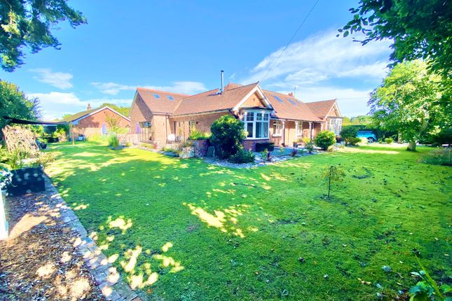 Thumbnail Detached bungalow for sale in Manor House Lane, Higher Heath, Whitchurch