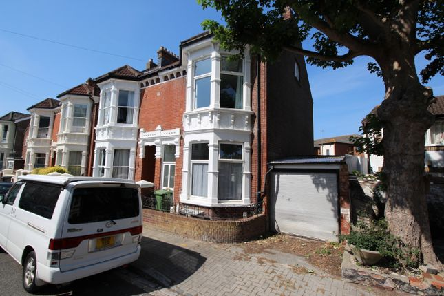 Thumbnail Semi-detached house for sale in Wilberforce Road, Southsea