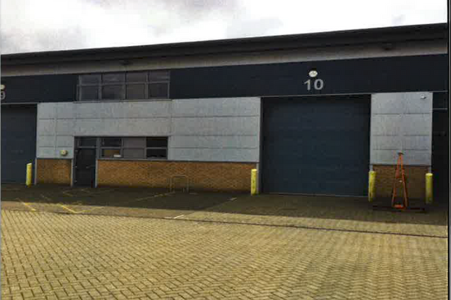 Thumbnail Industrial to let in Unit 10, Redhill 23, Holmethorpe Avenue, Redhill