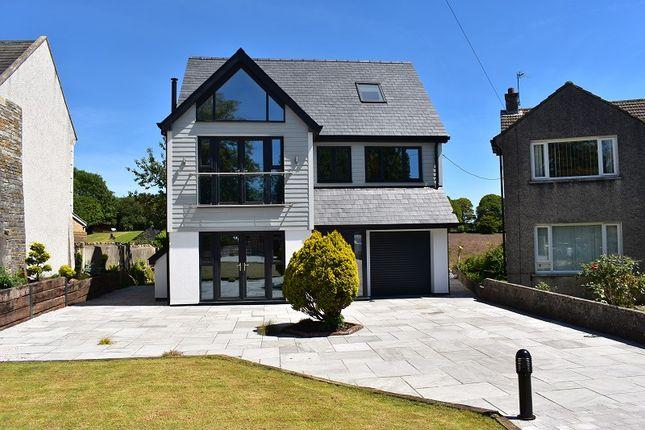 Thumbnail Detached house for sale in The Square, Laleston, Bridgend.
